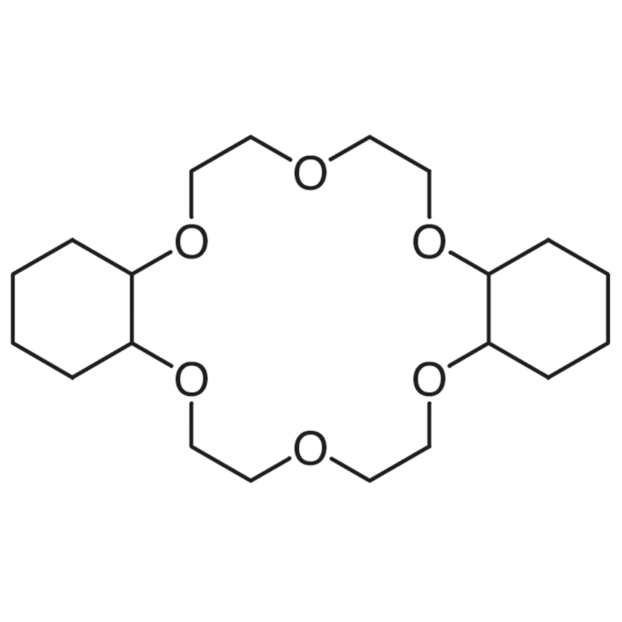 Dicyclohexano-18-crown 6-Ether