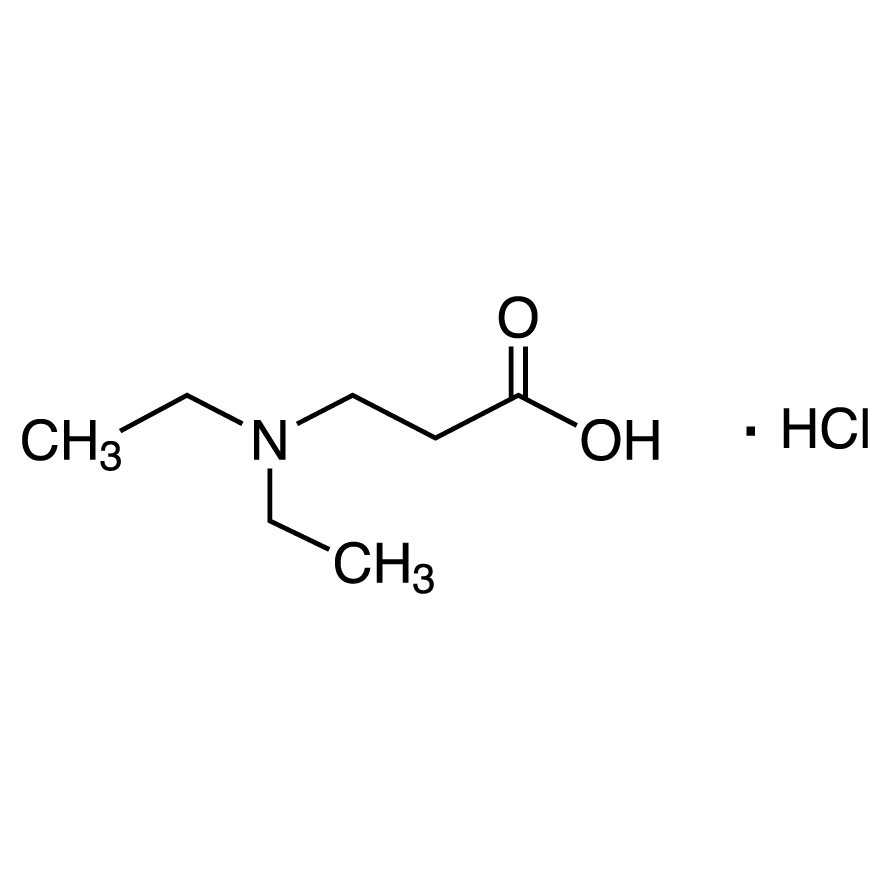 3-(Diethylamino)propionic Acid Hydrochloride