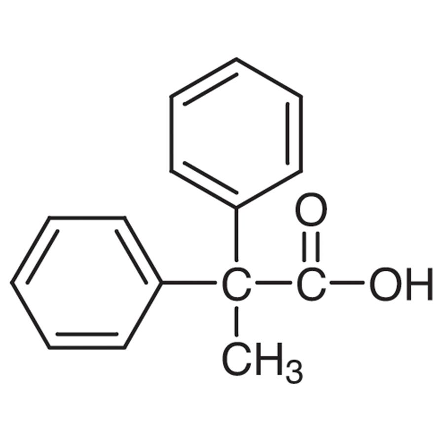 2,2-Diphenylpropionic Acid