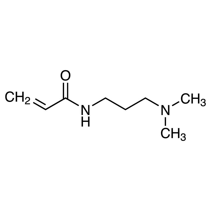 N-[3-(Dimethylamino)propyl]acrylamide (stabilized with MEHQ)