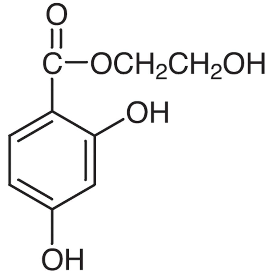 2-Hydroxyethyl 2,4-Dihydroxybenzoate
