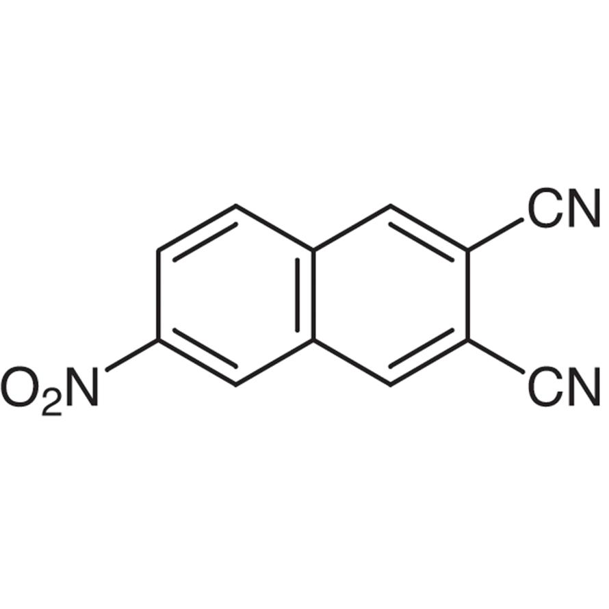 2,3-Dicyano-6-nitronaphthalene