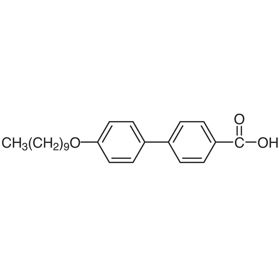 4'-Decyloxybiphenyl-4-carboxylic Acid