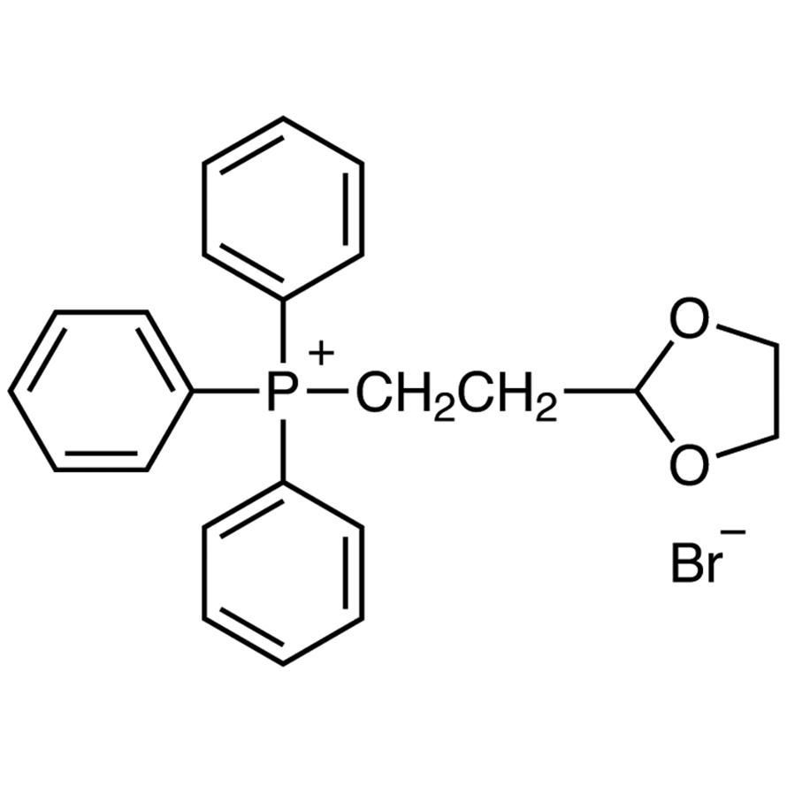 2-(1,3-Dioxolan-2-yl)ethyltriphenylphosphonium Bromide