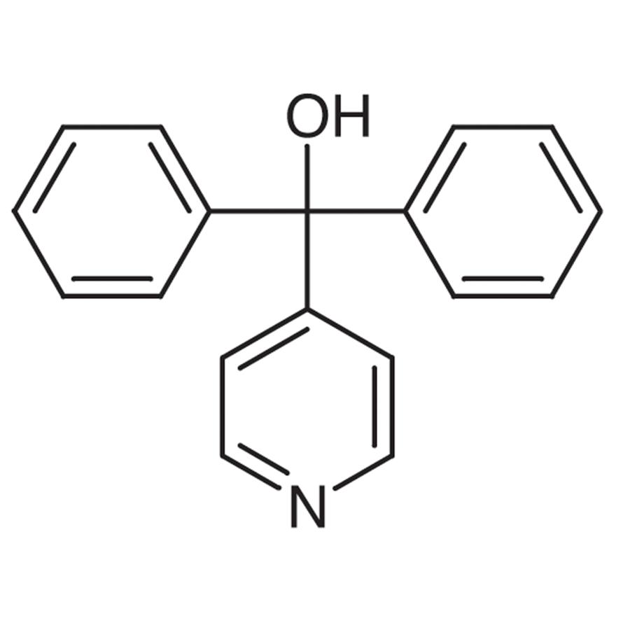 ,-Diphenyl-4-pyridylmethanol