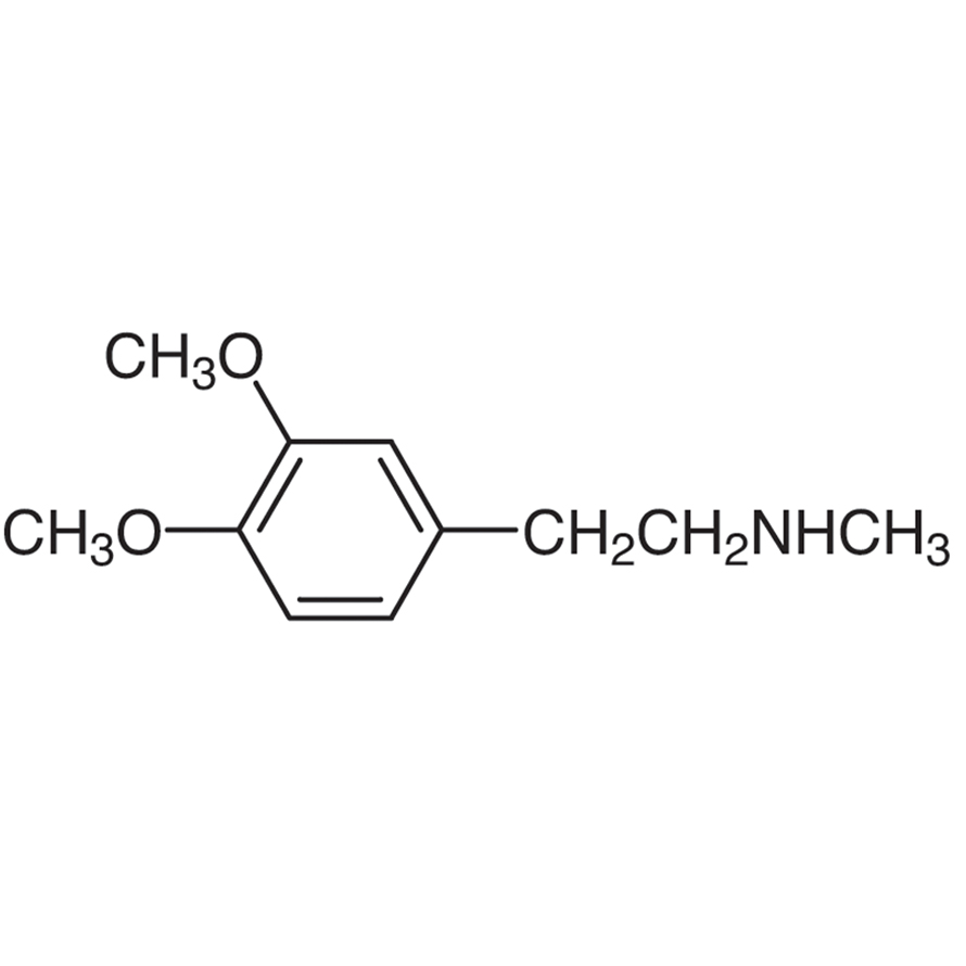 2-(3,4-Dimethoxyphenyl)-N-methylethylamine