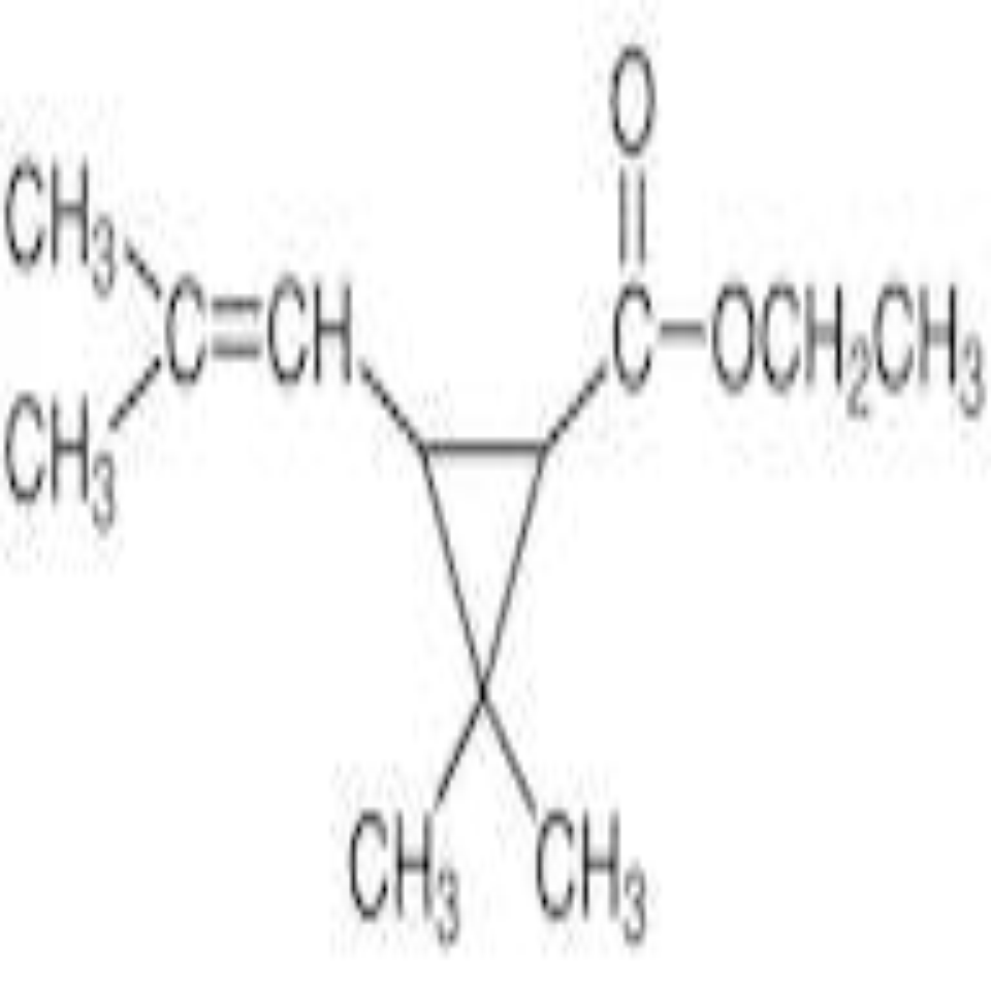 Ethyl 2,2-Dimethyl-3-(2-methyl-1-propenyl)cyclopropane-1-carboxylate