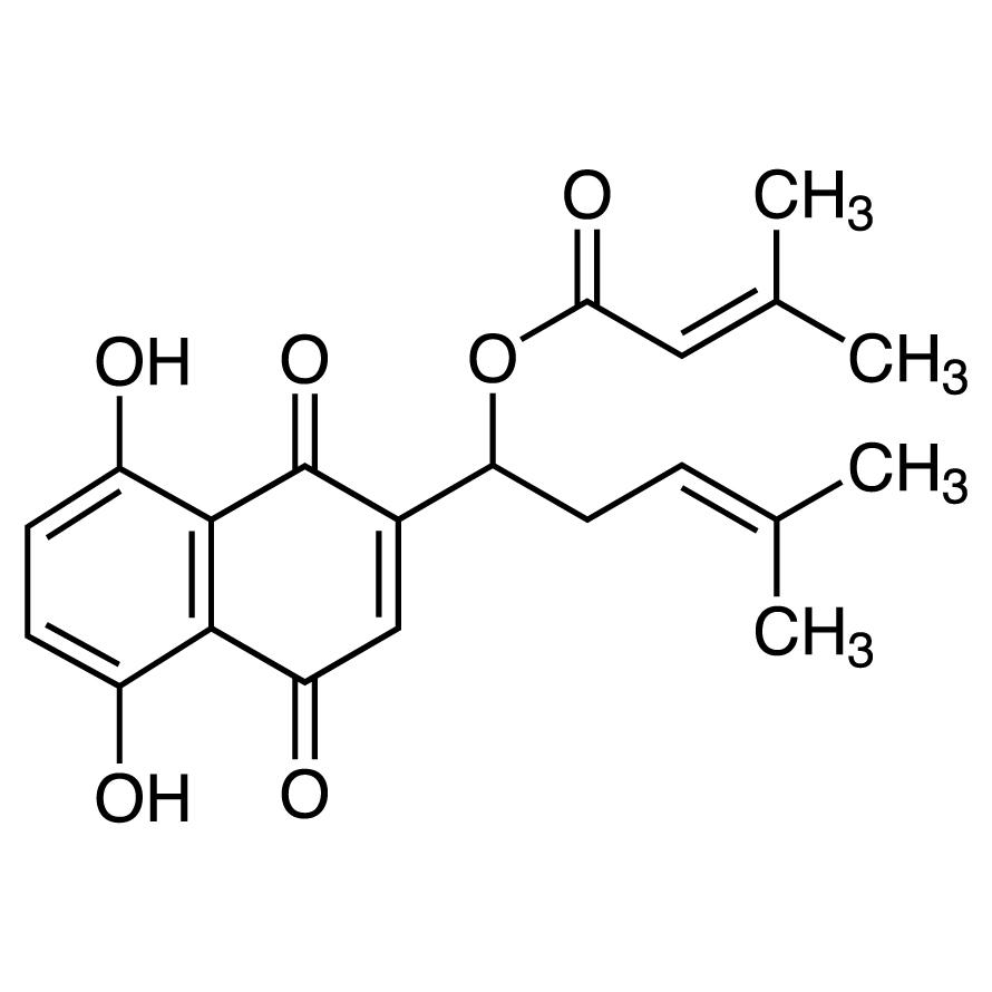 (,-Dimethylacryl)shikonin
