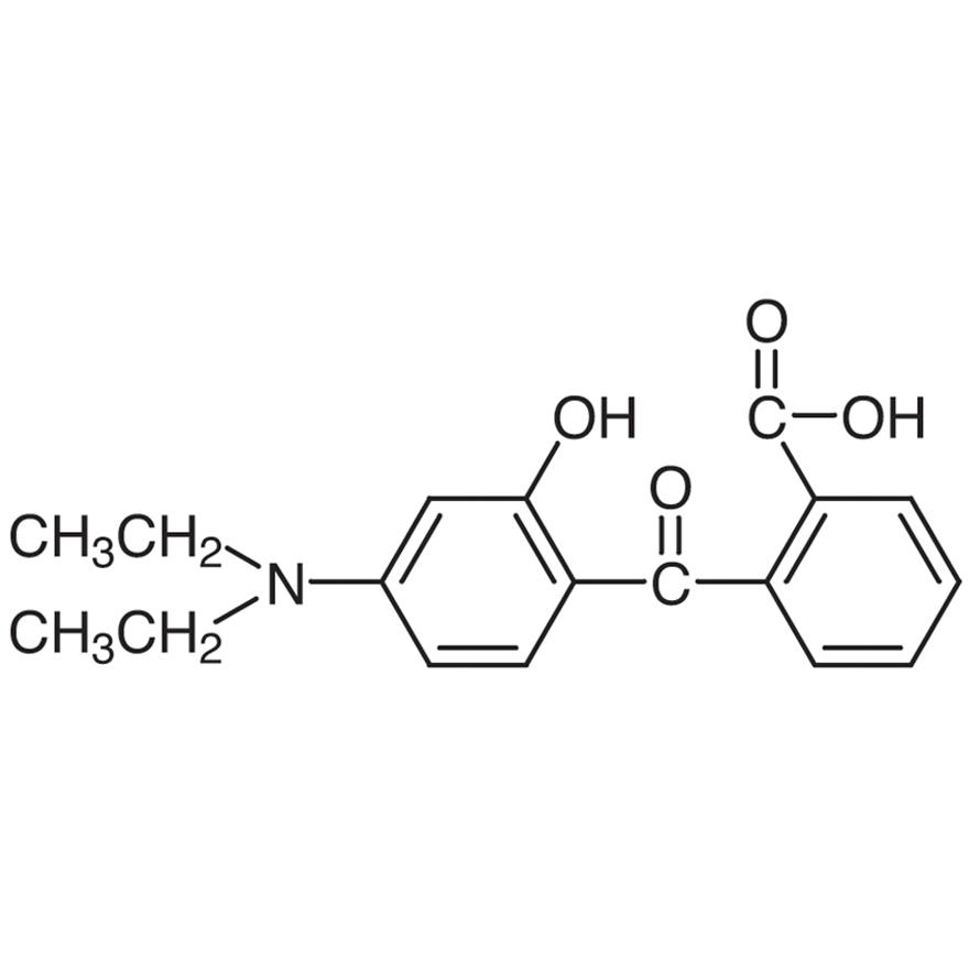 2-(4-Diethylamino-2-hydroxybenzoyl)benzoic Acid