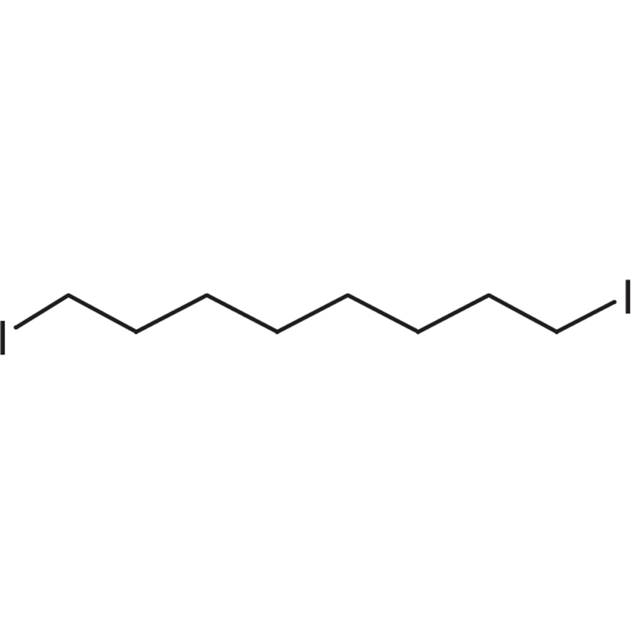 1,8-Diiodooctane (stabilized with Copper chip)