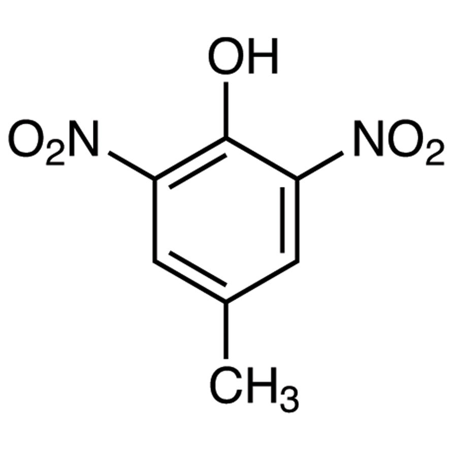 2,6-Dinitro-p-cresol (wetted with ca. 20% Water) (unit weight on dry weight basis)