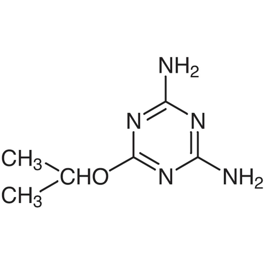 2,4-Diamino-6-isopropoxy-1,3,5-triazine