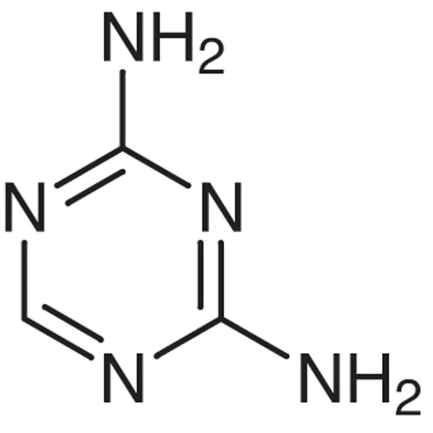 2,4-Diamino-1,3,5-triazine