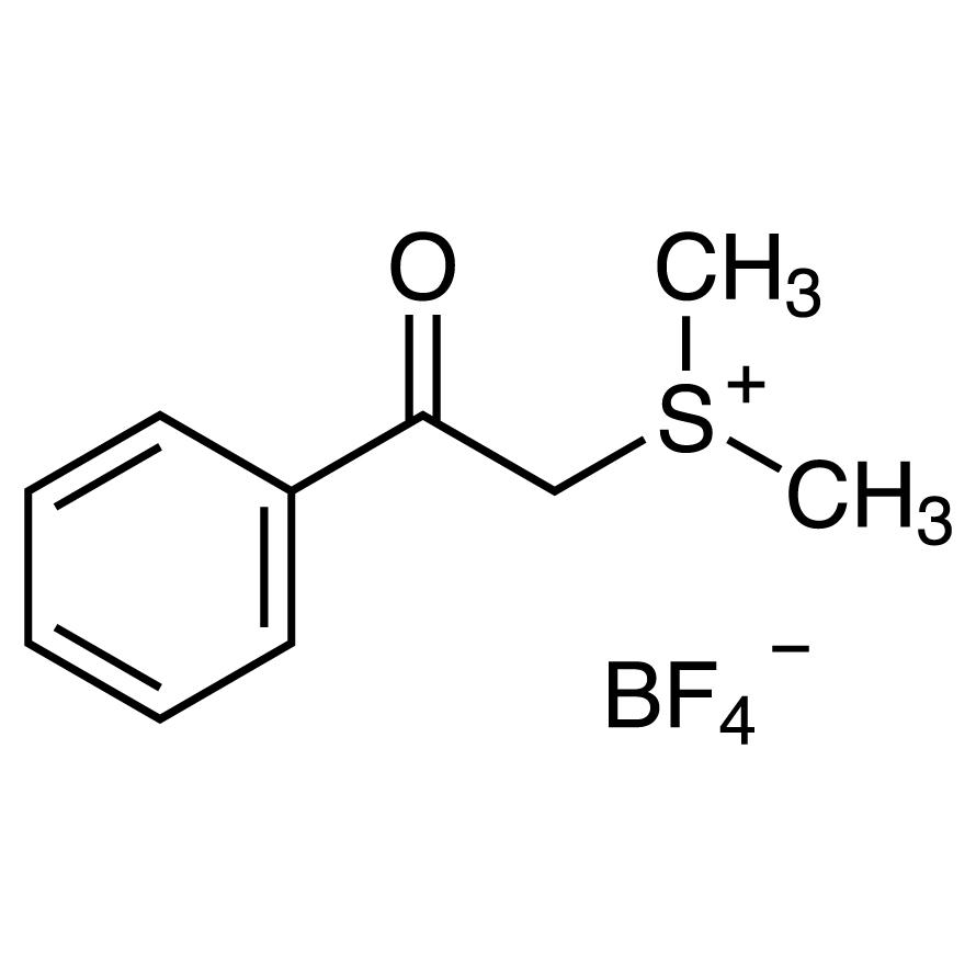Dimethylphenacylsulfonium Tetrafluoroborate