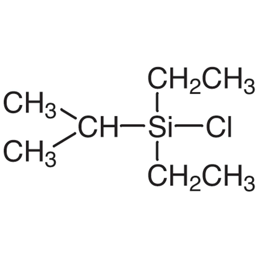 Chlorodiethylisopropylsilane