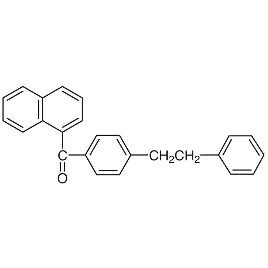 4-Dibenzyl 1-Naphthyl Ketone