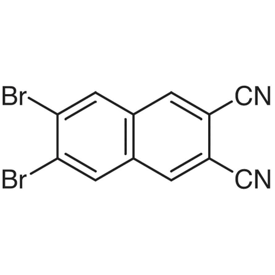 2,3-Dibromo-6,7-dicyanonaphthalene