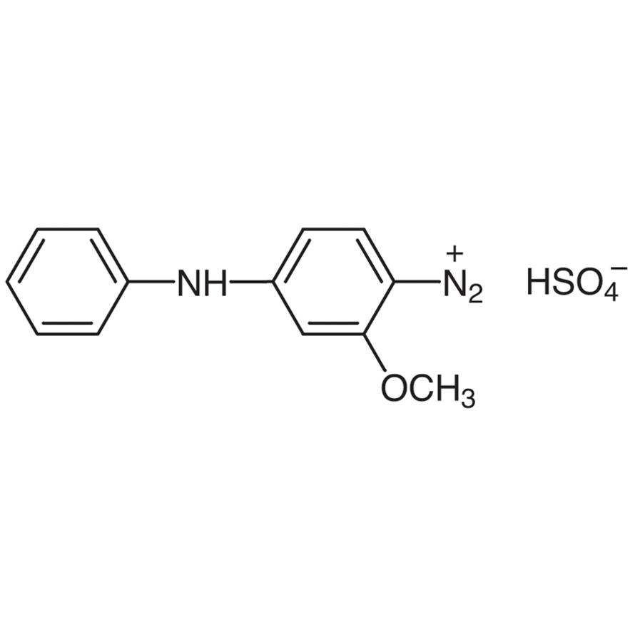 4-Diazo-3-methoxydiphenylamine Sulfate