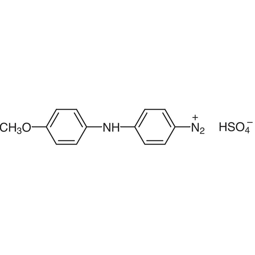 4-Diazo-4'-methoxydiphenylamine Sulfate