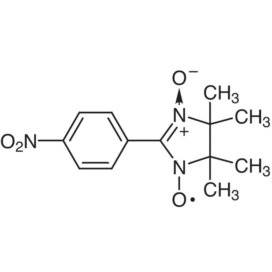 2-(4-Nitrophenyl)-4,4,5,5-tetramethylimidazoline-3-oxide-1-oxyl Free Radical