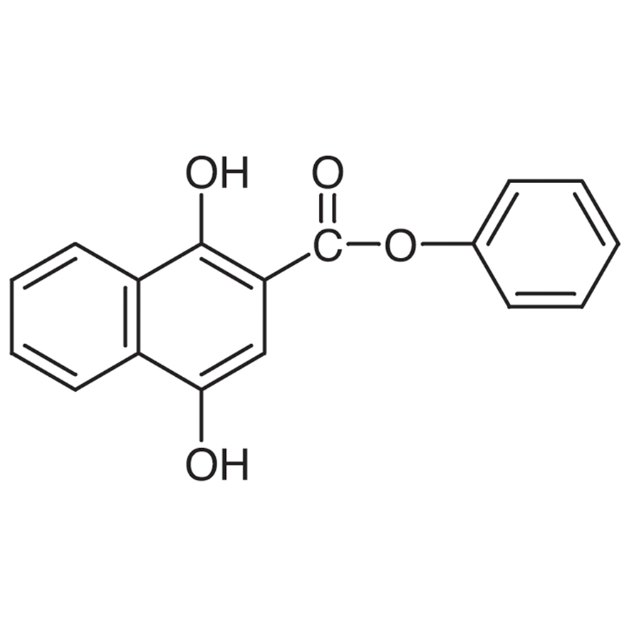 Phenyl 1,4-Dihydroxy-2-naphthoate