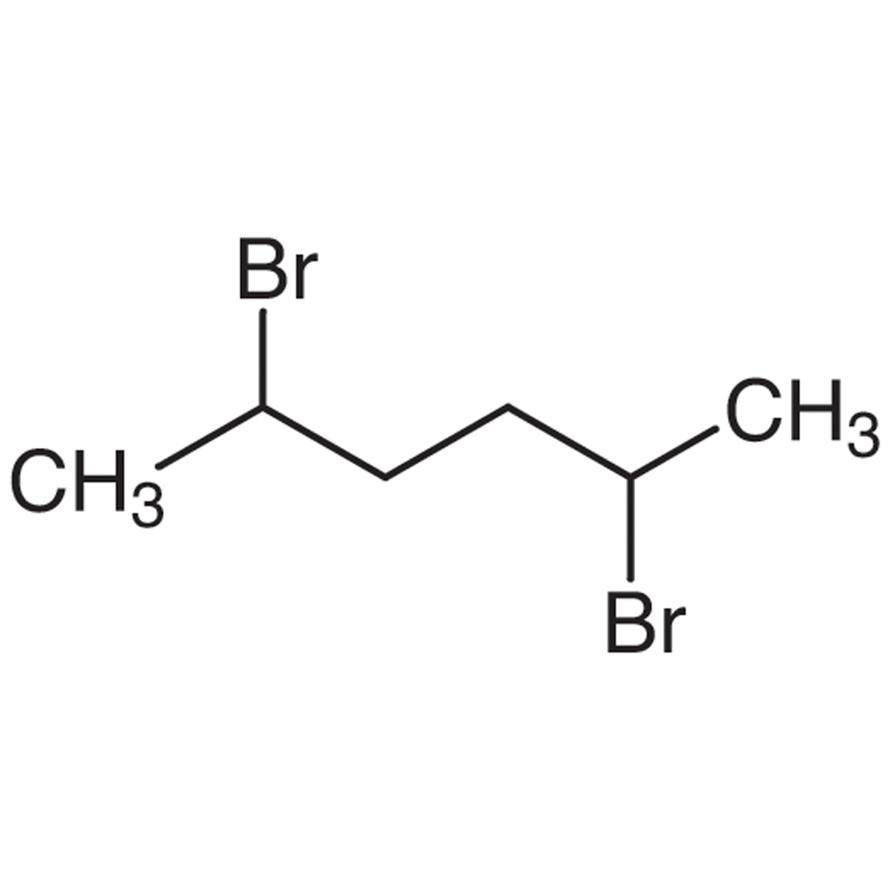 2,5-Dibromohexane (mixture of diastereoisomers)