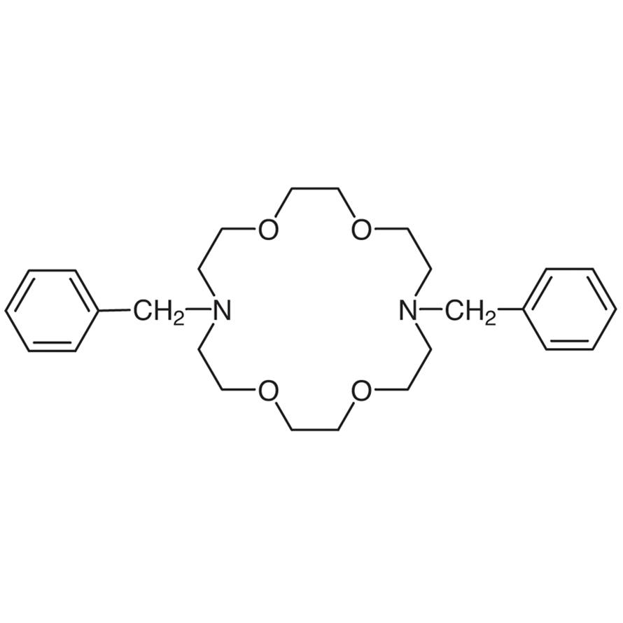 N,N'-Dibenzyl-4,13-diaza-18-crown 6-Ether