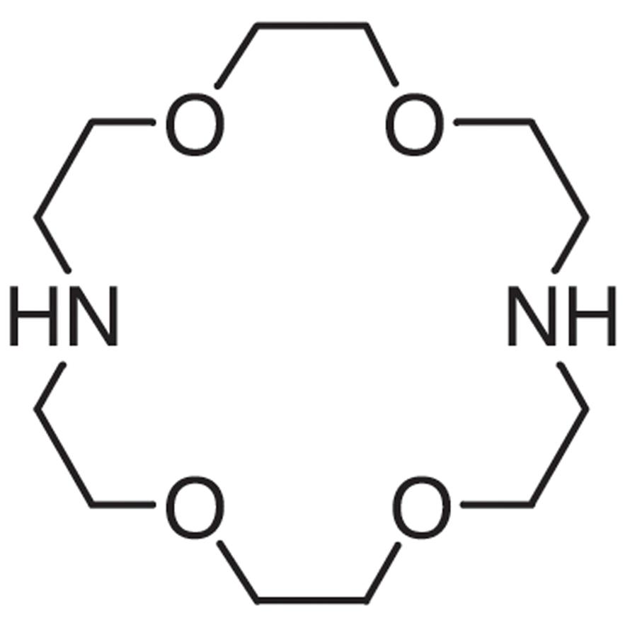 4,13-Diaza-18-crown 6-Ether