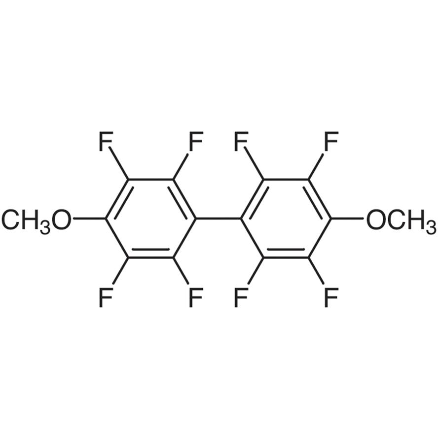4,4'-Dimethoxyoctafluorobiphenyl