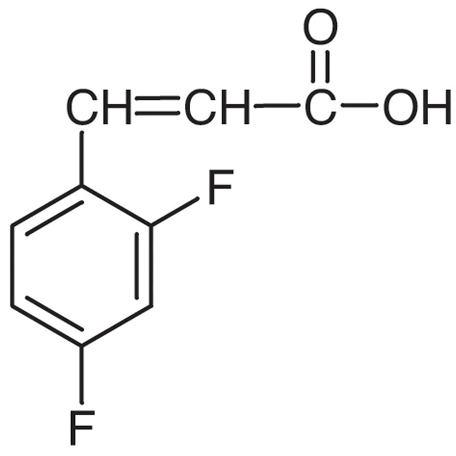 2,4-Difluorocinnamic Acid