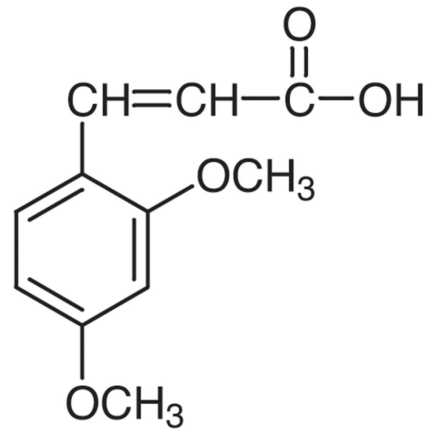 2,4-Dimethoxycinnamic Acid