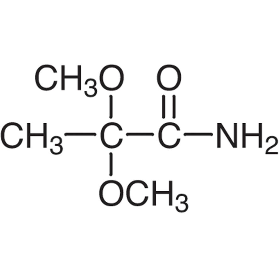 2,2-Dimethoxypropionamide