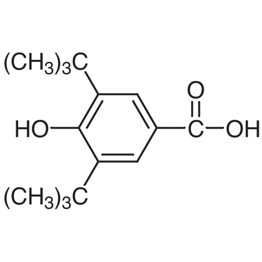 3,5-Di-tert-butyl-4-hydroxybenzoic Acid