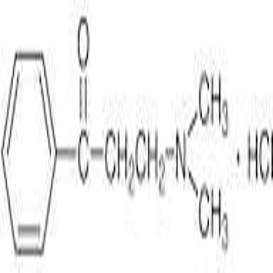 3-(Dimethylamino)propiophenone Hydrochloride