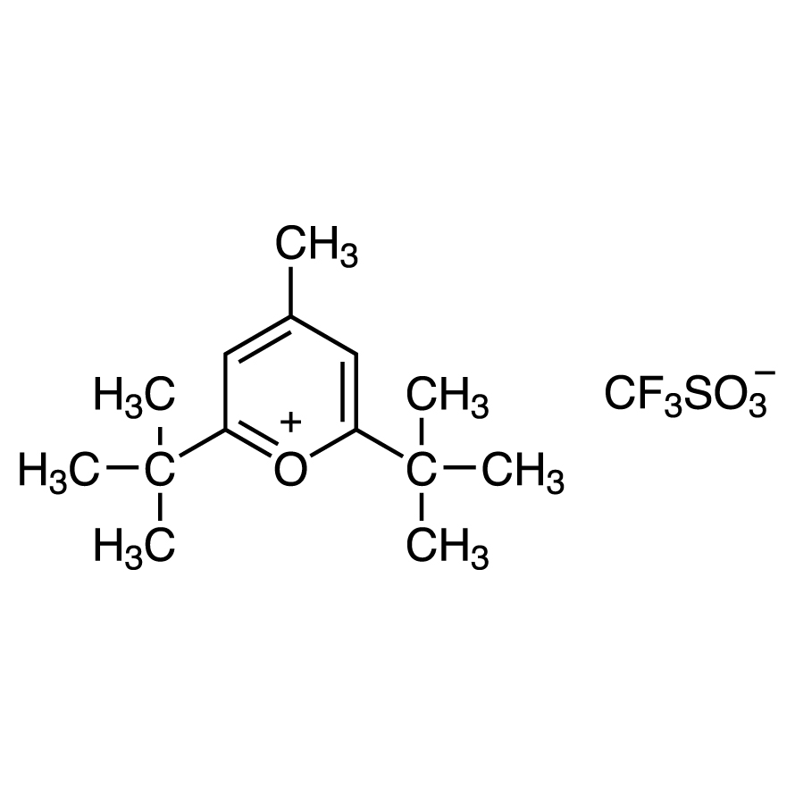 2,6-Di-tert-butyl-4-methylpyrylium Trifluoromethanesulfonate