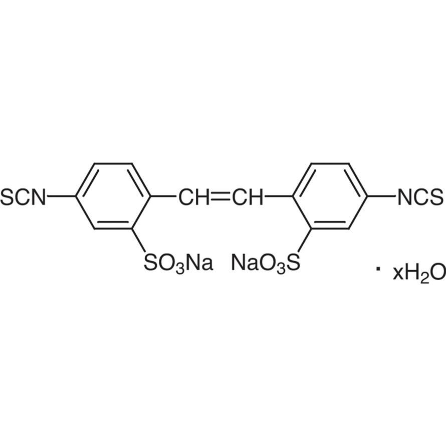 Disodium 4,4'-Diisothiocyanato-2,2'-stilbenedisulfonate Hydrate