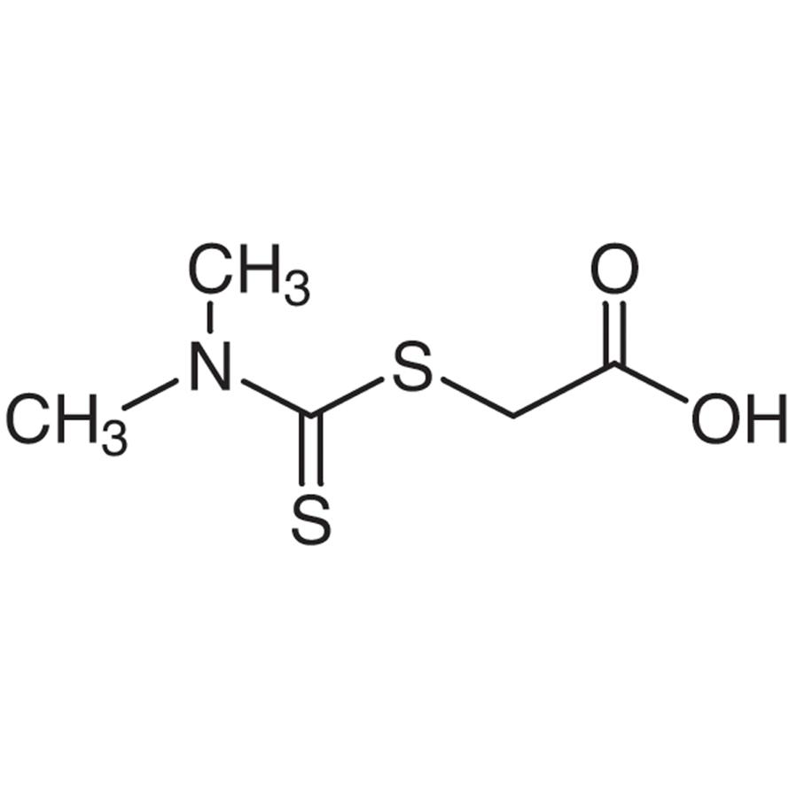 S-(N,N-Dimethylthiocarbamoyl)thioglycolic Acid