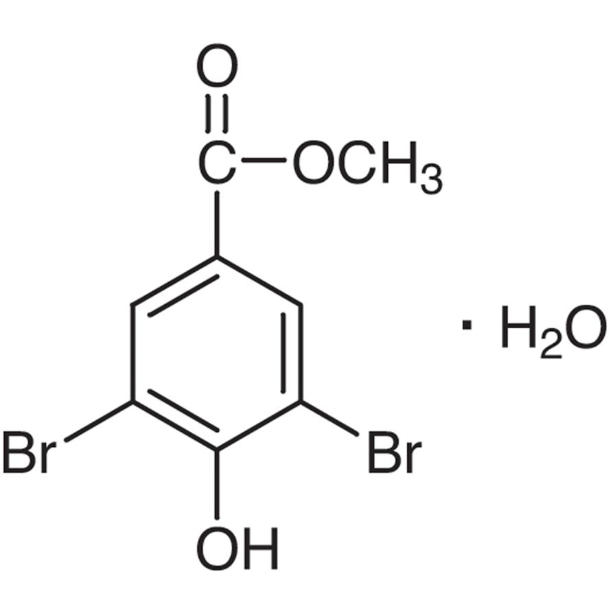 Methyl 3,5-Dibromo-4-hydroxybenzoate Monohydrate