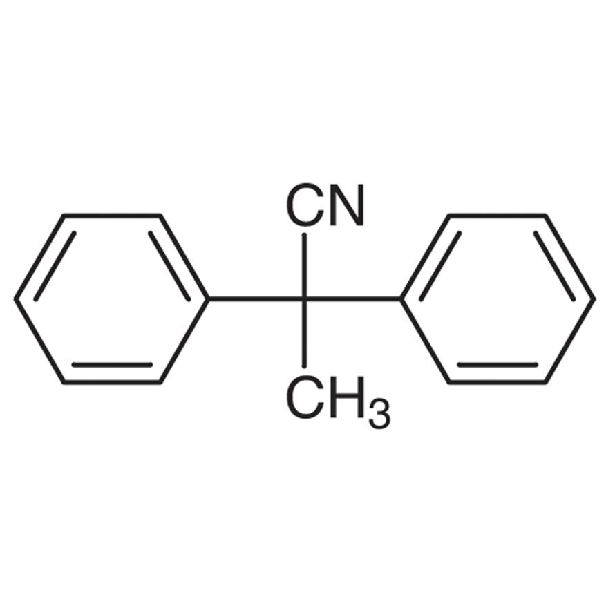 2,2-Diphenylpropionitrile