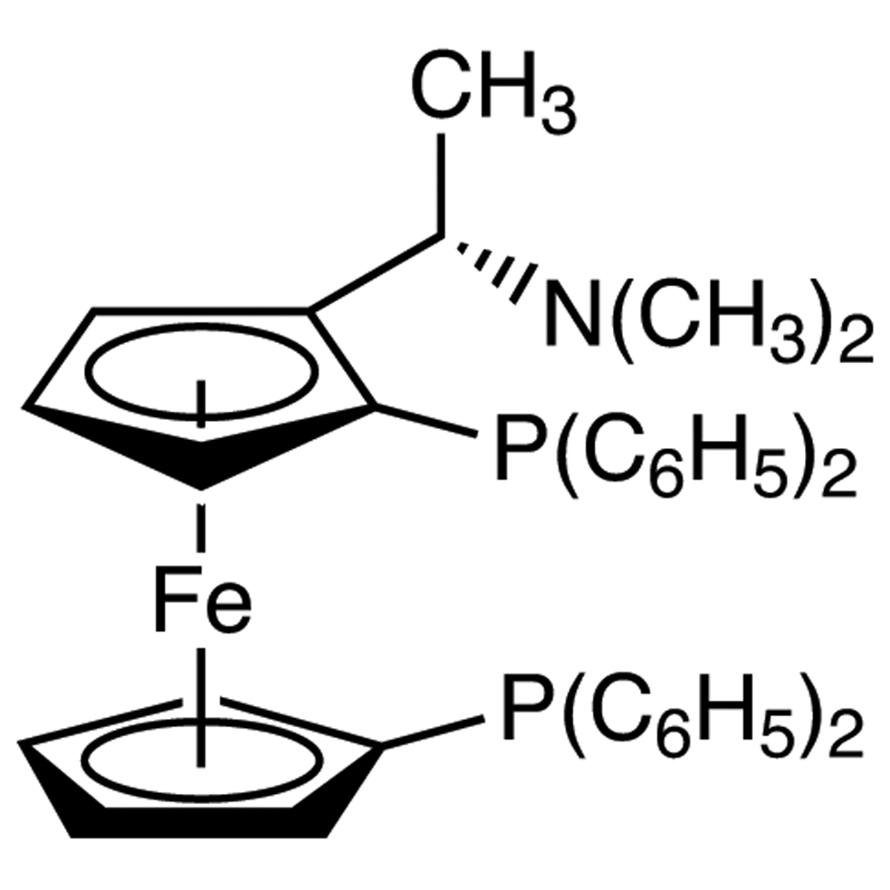(S)-N,N-Dimethyl-1-[(R)-1',2-bis(diphenylphosphino)ferrocenyl]ethylamine