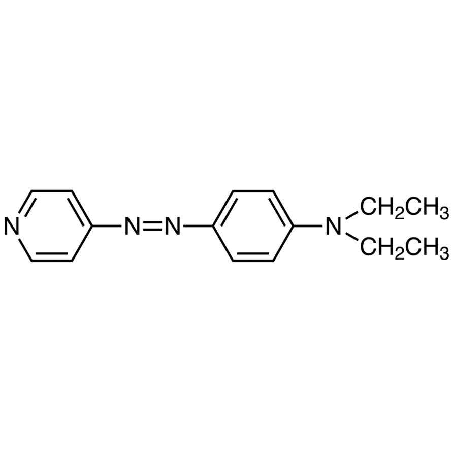 4-(4-Diethylaminophenylazo)pyridine