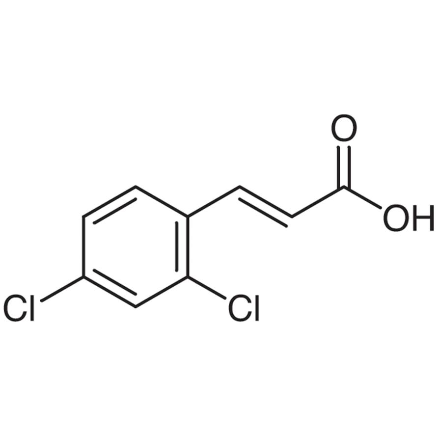 trans-2,4-Dichlorocinnamic Acid