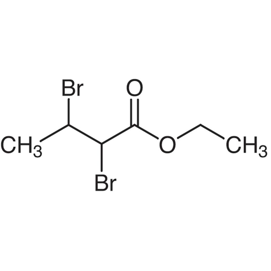 Ethyl 2,3-Dibromobutyrate