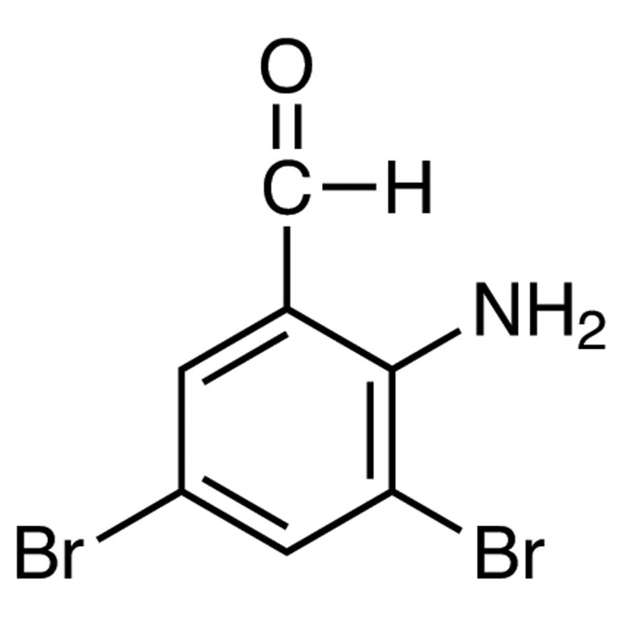 3,5-Dibromoanthranilaldehyde