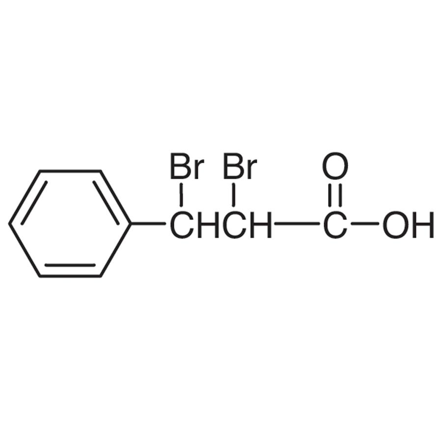 2,3-Dibromo-3-phenylpropionic Acid