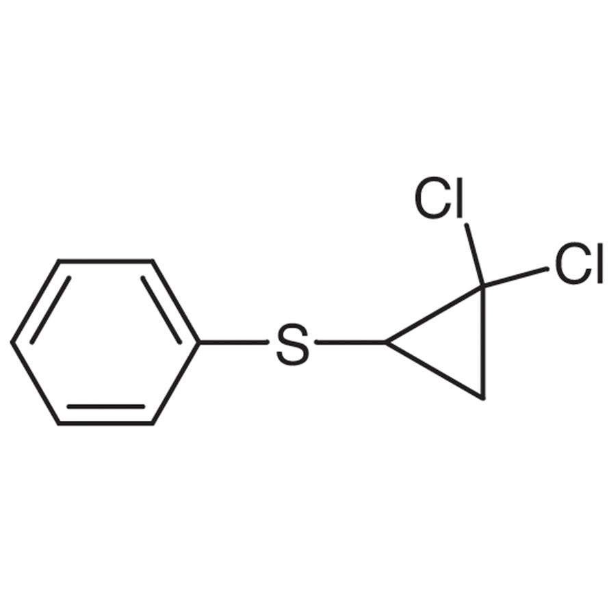 2,2-Dichlorocyclopropyl Phenyl Sulfide