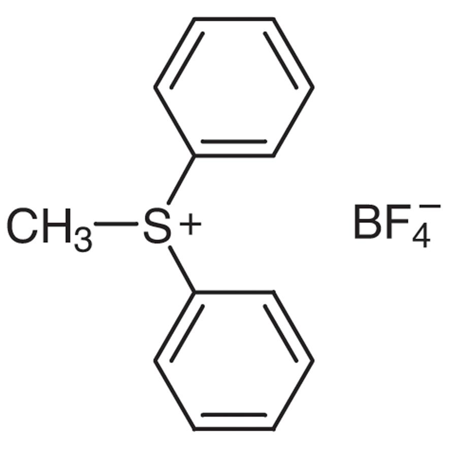 Diphenyl(methyl)sulfonium Tetrafluoroborate