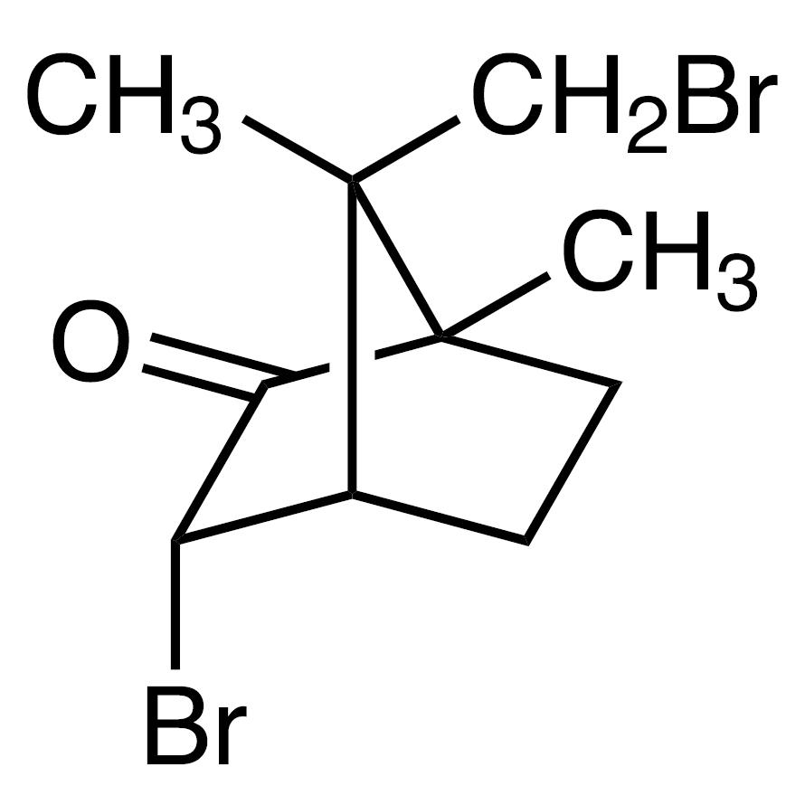 (+)-3,9-Dibromocamphor