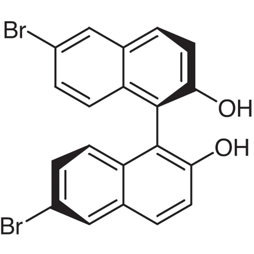 (R)-(-)-6,6'-Dibromo-1,1'-bi-2-naphthol