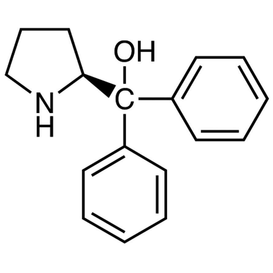 (S)-(-)-,-Diphenyl-2-pyrrolidinemethanol